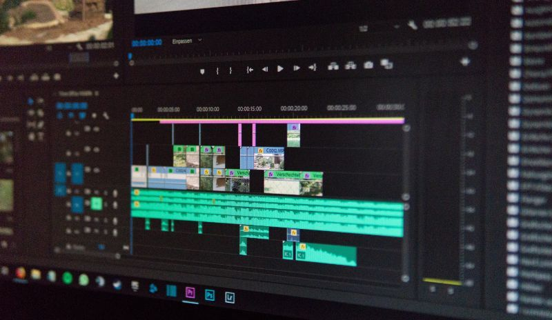 premiere pro timeline showing tips