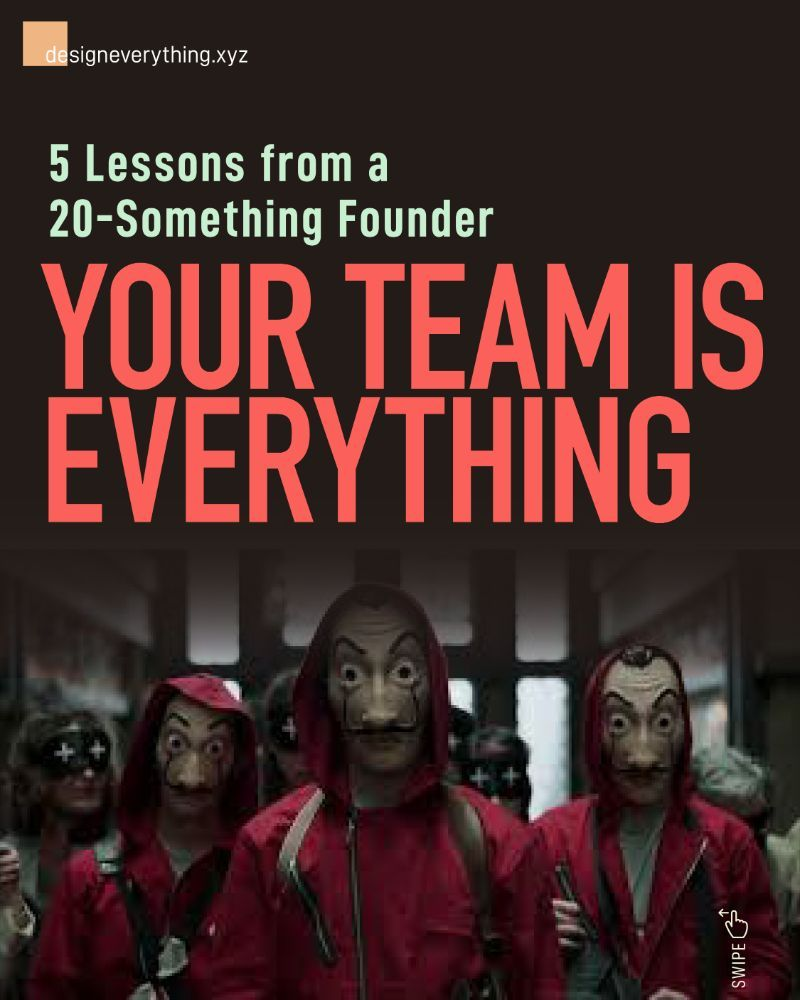 Your Team is Everything