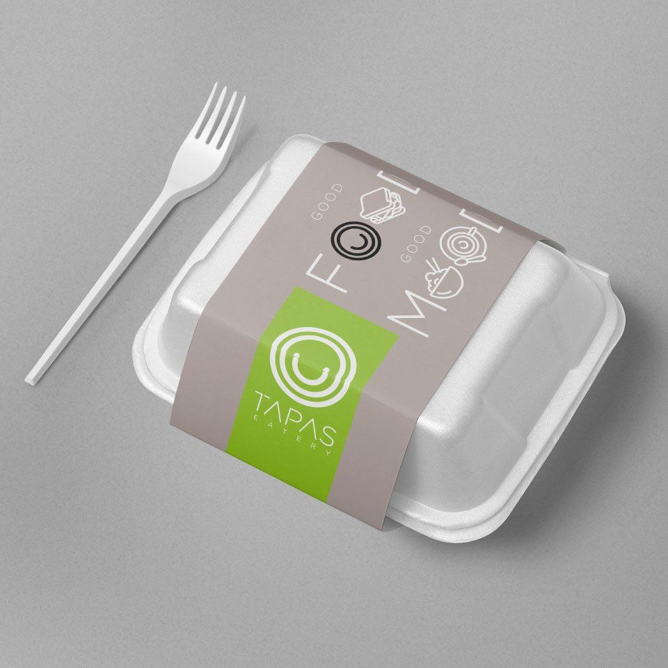 Tapas Brand Packaging Design