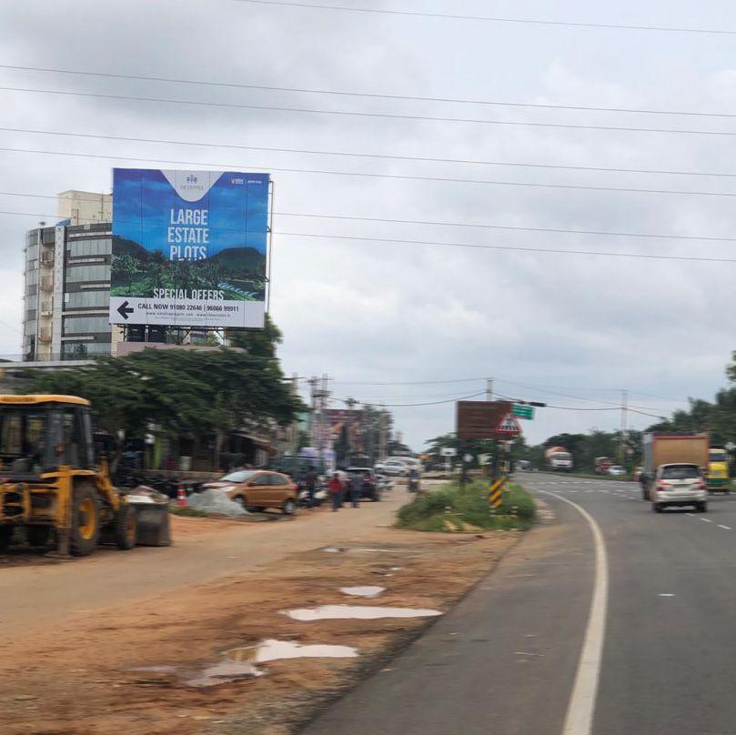Hoarding Design Bangalore Airport Road