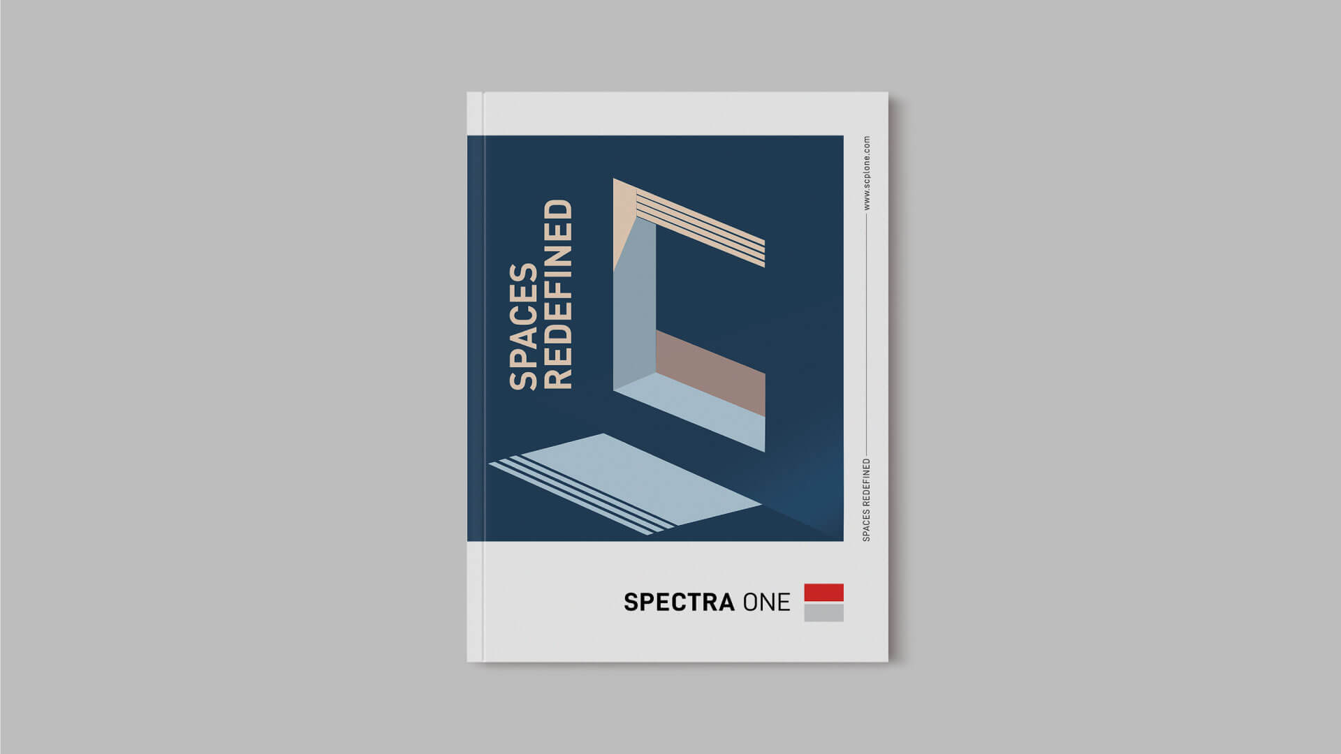 Spectra One Brochure Design