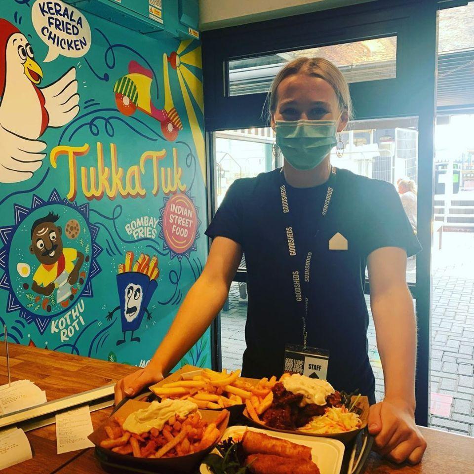 Tukka Tuk Street Food Barry