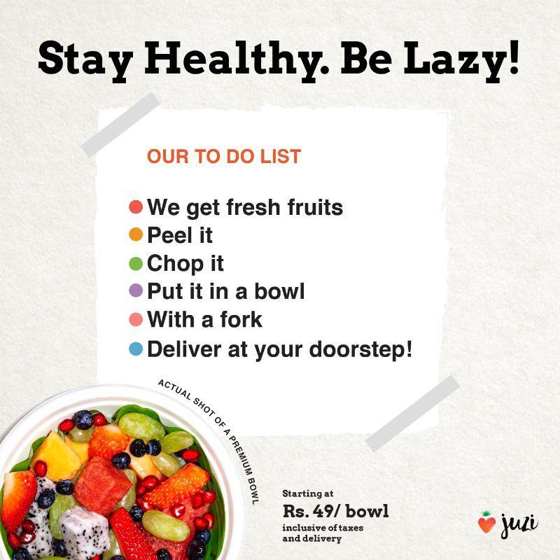 Juzi Marketing Campaign